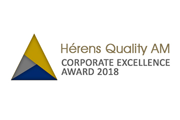 Corporate Excellence Award 2018