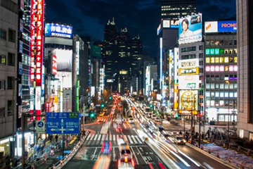 Japan-Considerations for the next five years